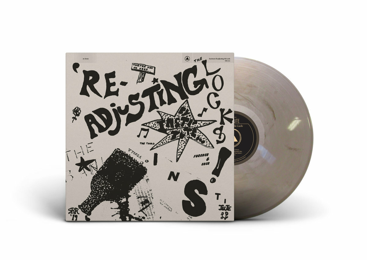 Institute / Readjusting the Locks(1000 Ltd LP)