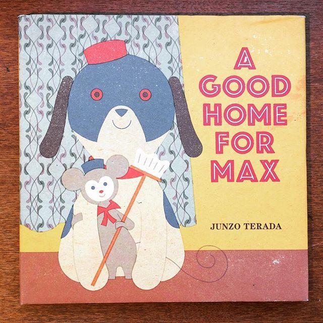 絵本「A Good Home for Max/Junzo Terada」 - 画像1