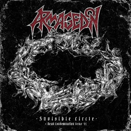 "ARMAGEDON ""Invisible Circle / Dead Condemnation"" (輸入盤)"