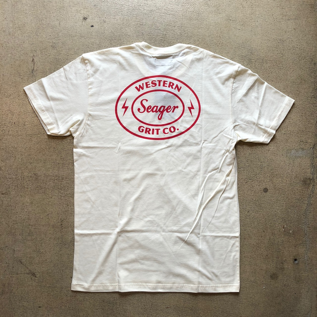 SEAGER #Ford Tee