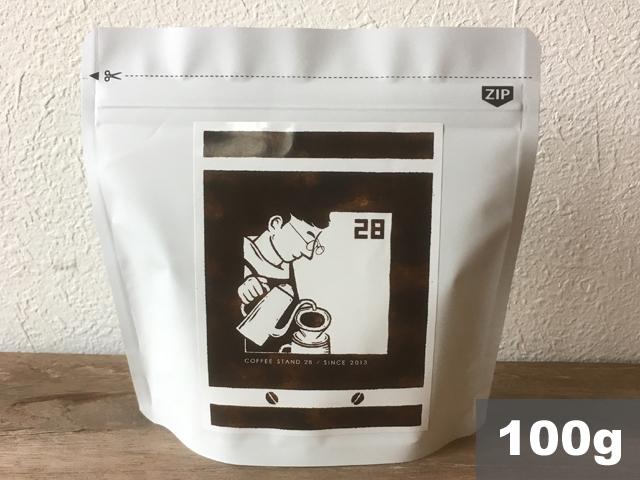 ブレンド ビター | コーヒー豆100g