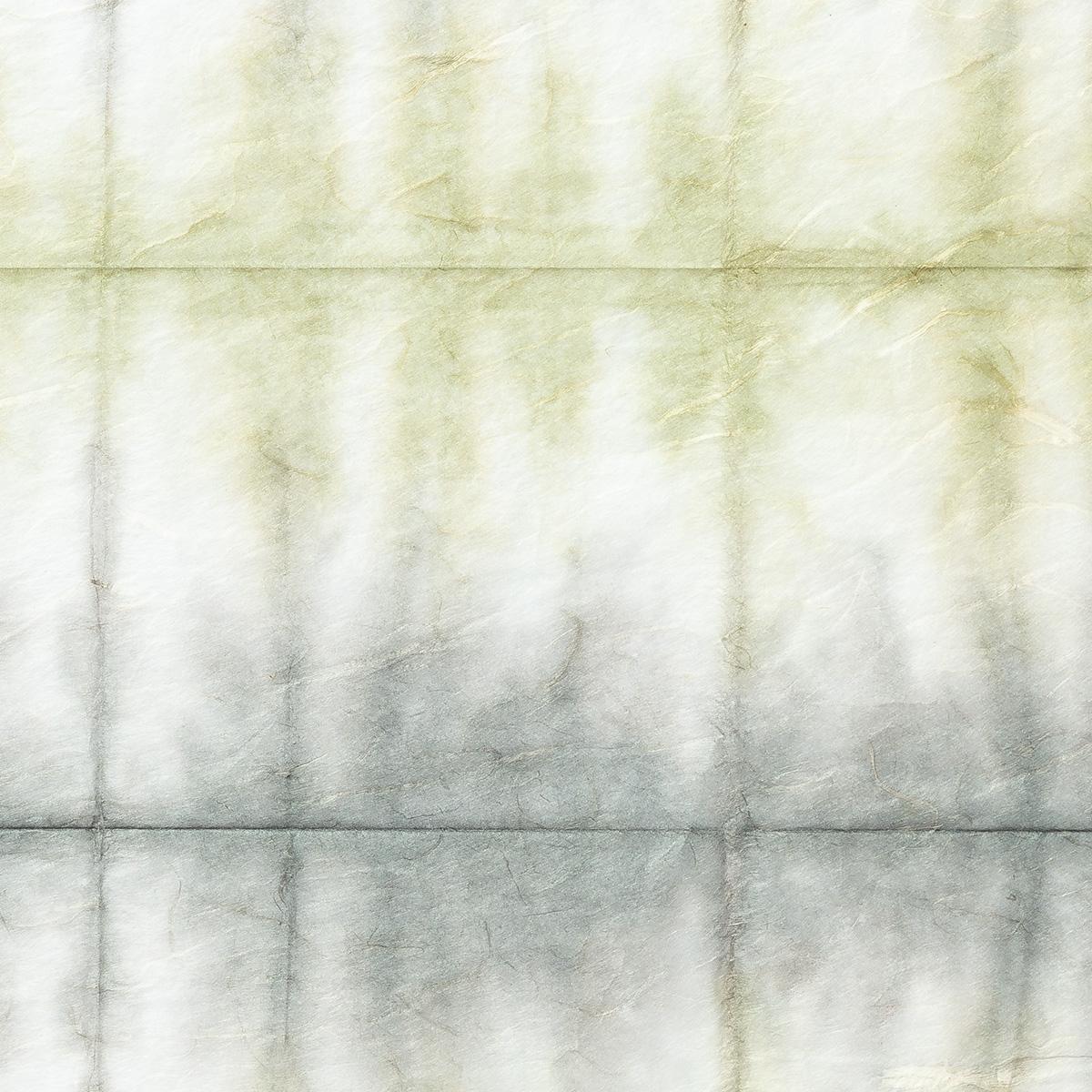 楮6匁 雲竜紙 板締め No.14
