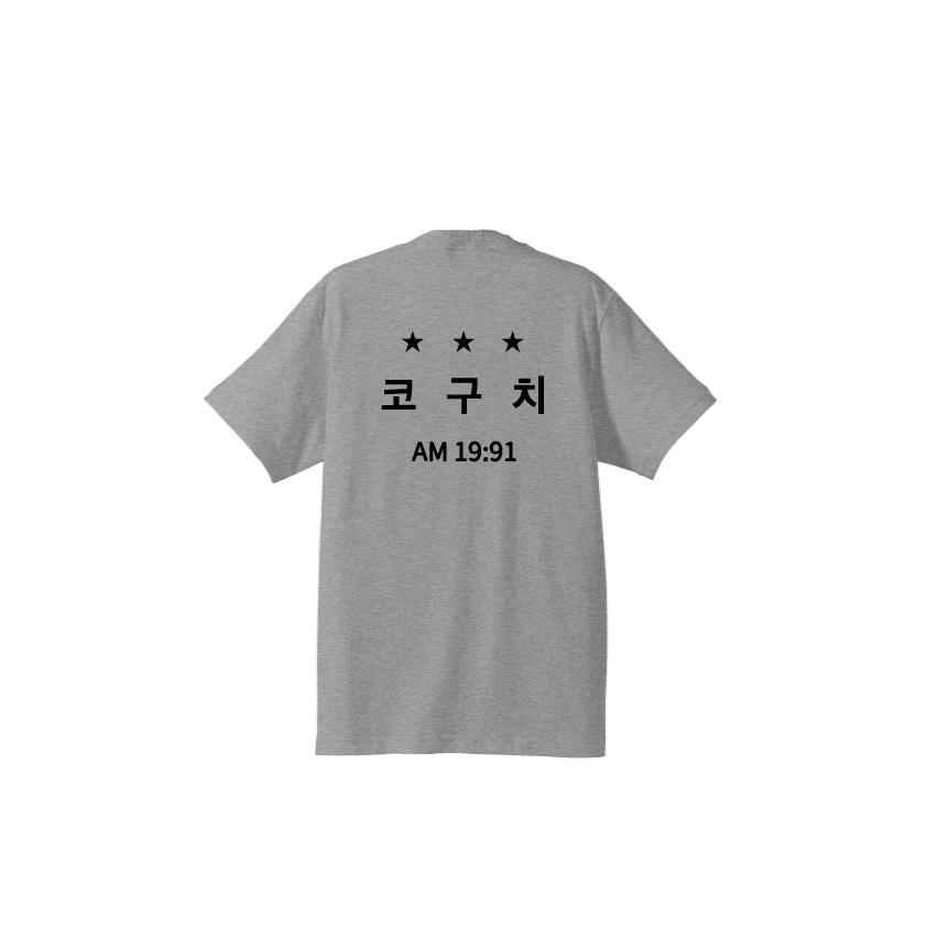 HGL T-shirts(GRAY)