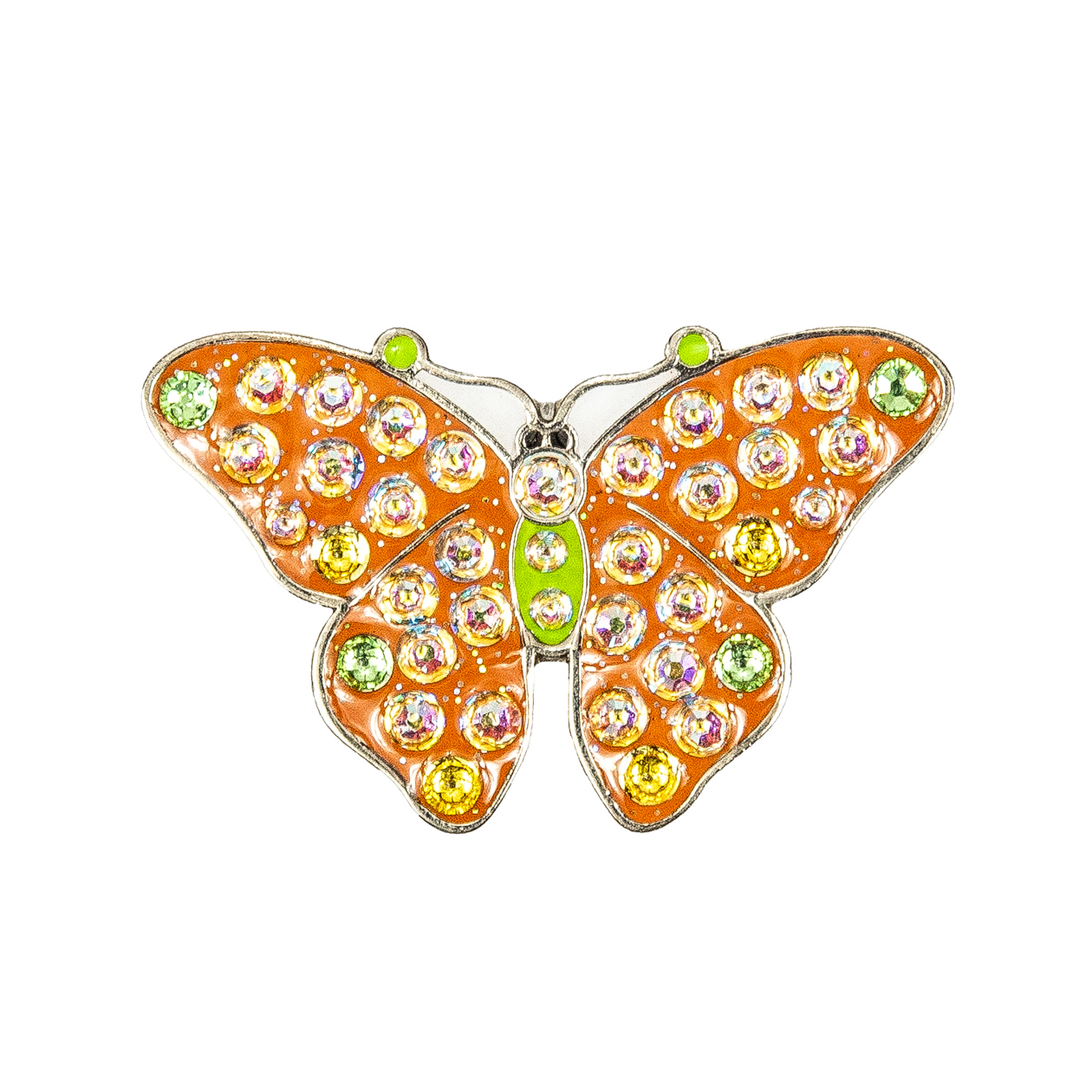 31. Butterfly Orange