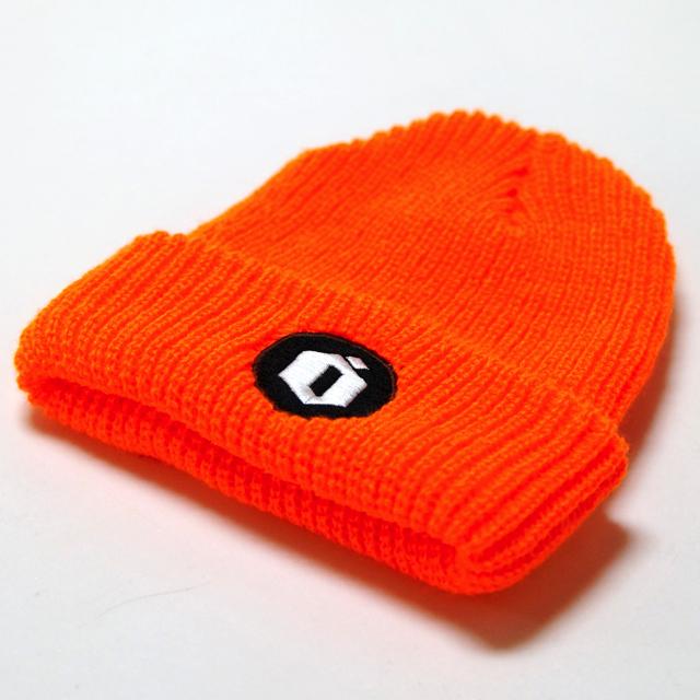 ROKKAN KNIT CAP (ORANGE)