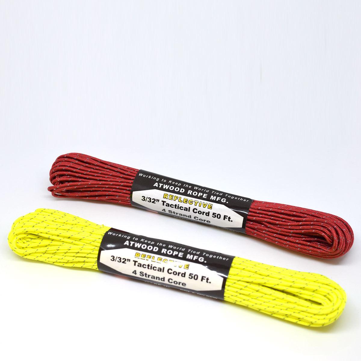 Atwood Rope MFG(アトウッドロープ)タクティカルコード リフレクティブ 15m