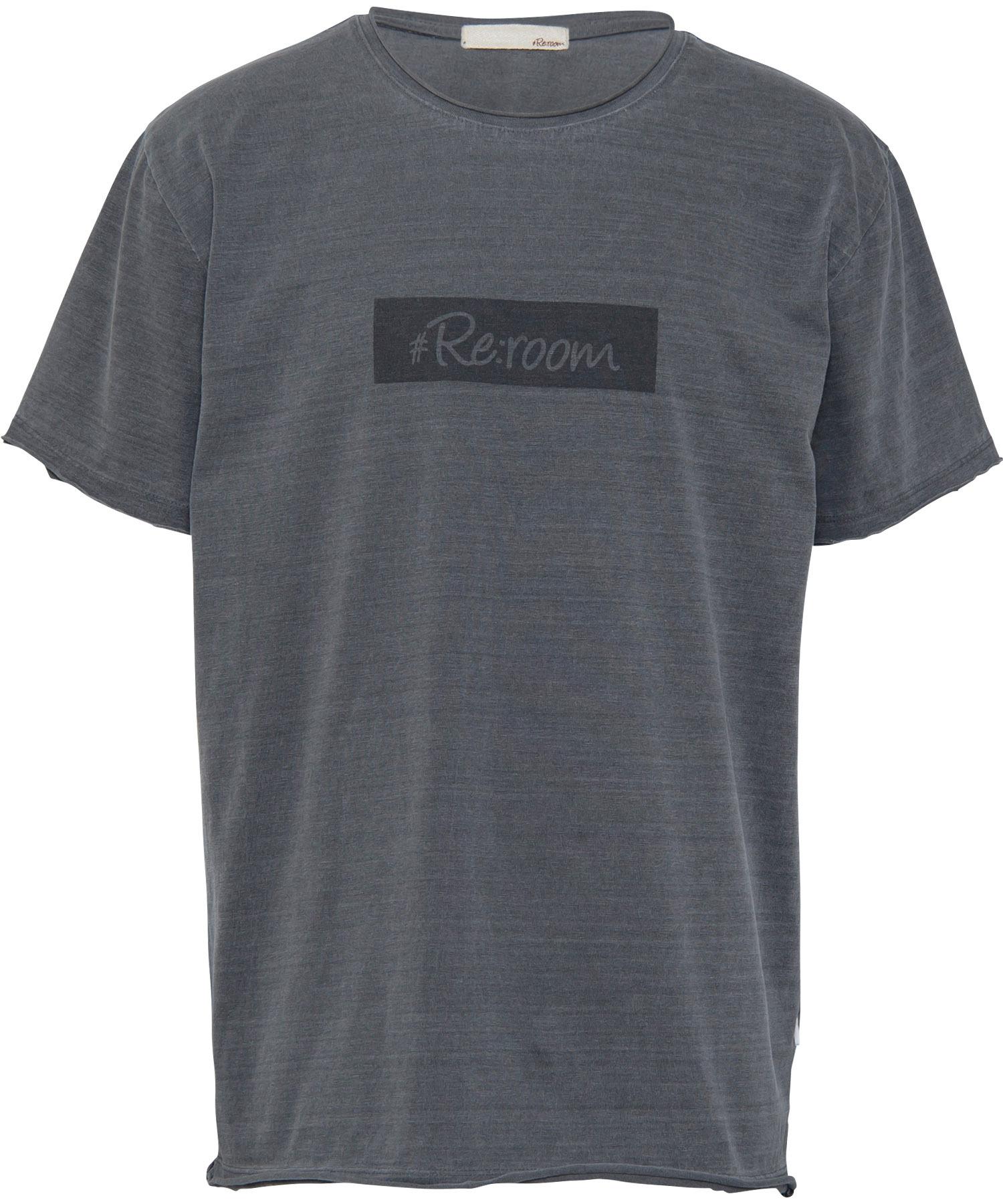 VINTAGE BOX LOGO BIG T-shirt[REC270]