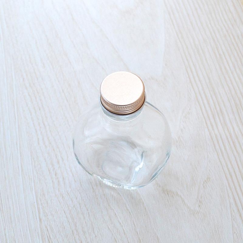 ハーバリウム用 100ml ふりこ型ビン