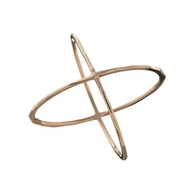 K10 X Ring 10金エックスリング ELR0004G