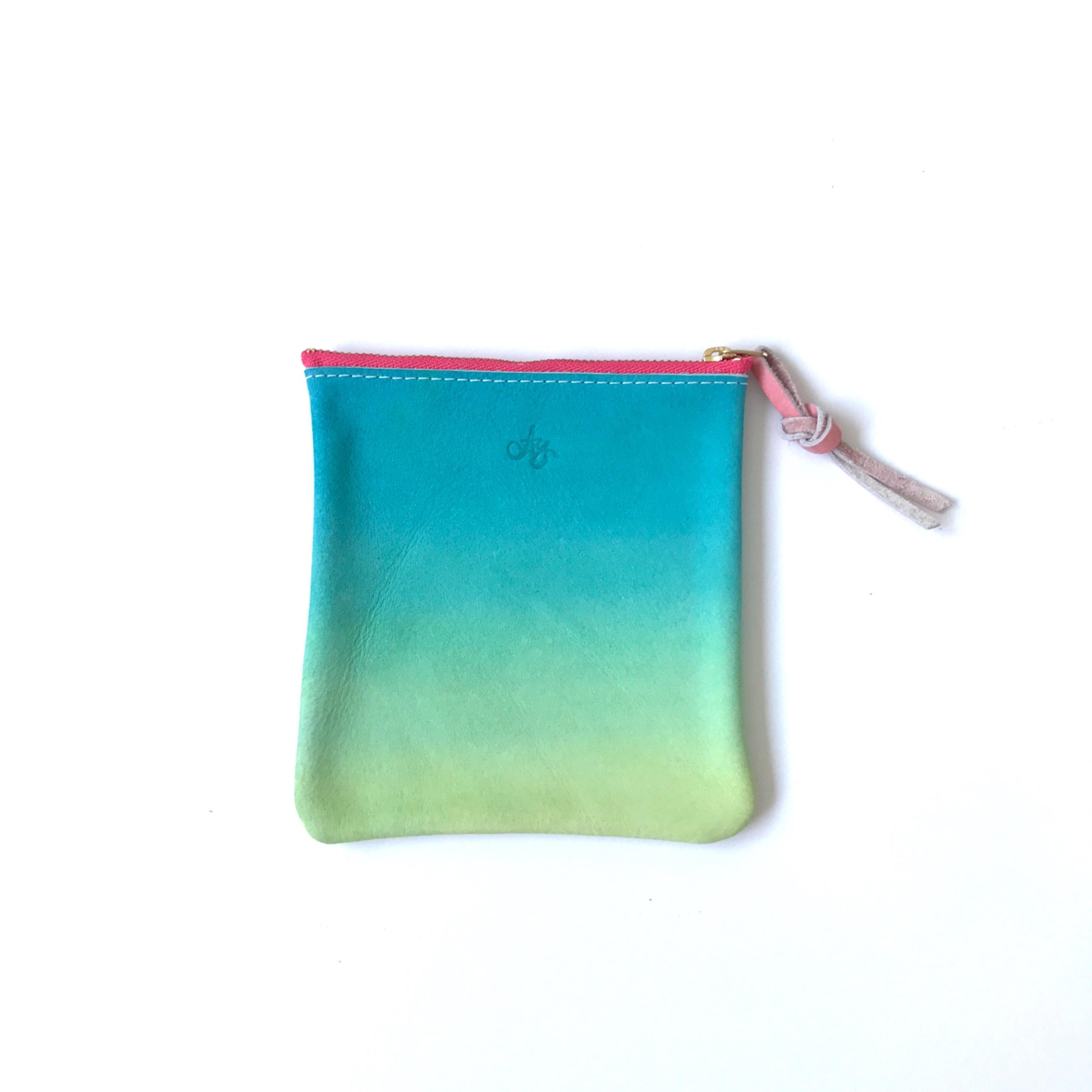 pouch D  12.5×13