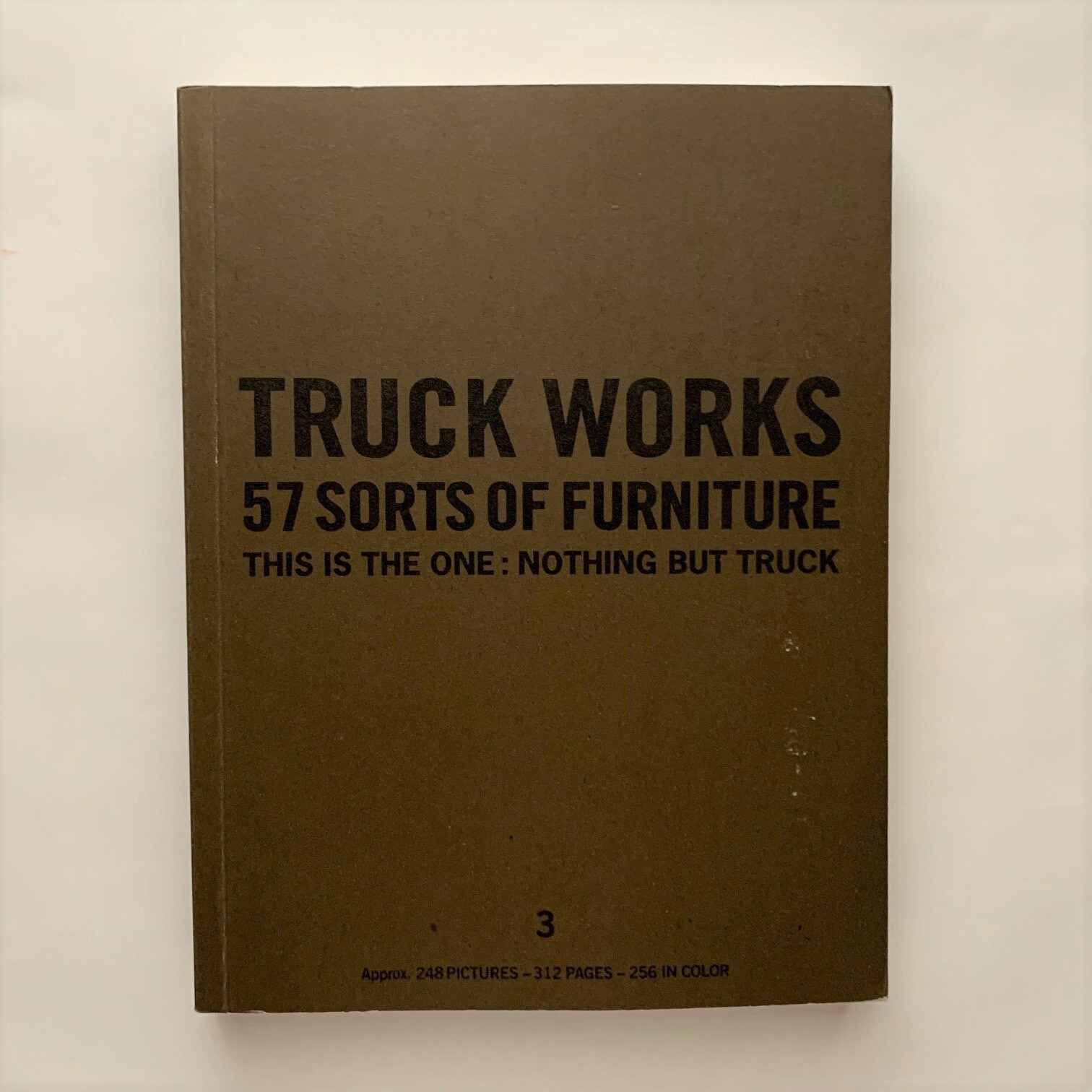 TRUCK WORKS 3 / 57SORTS OF FURNITURE / TRUCK FURNITURE