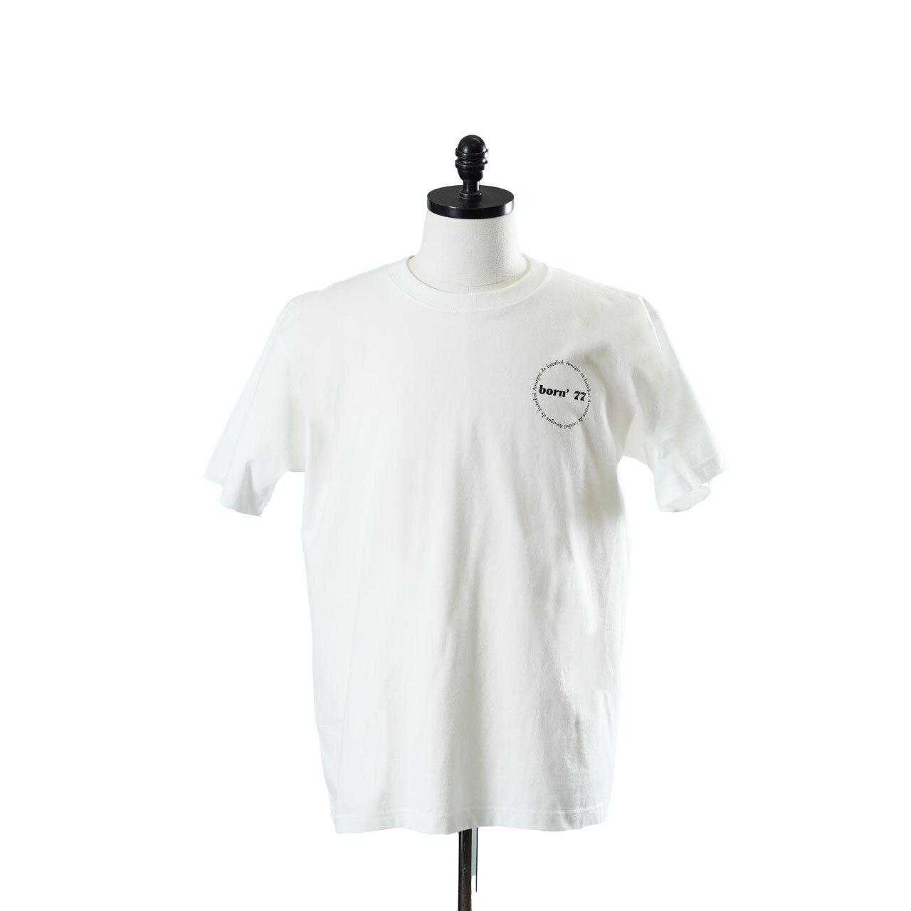 ナンバーTシャツ【12】(BOR0001)