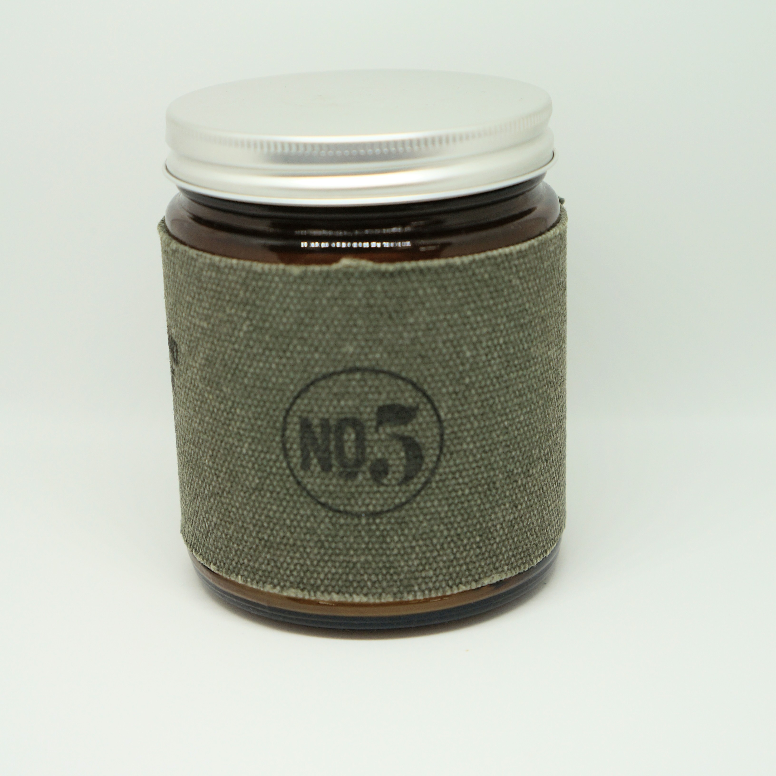 9oz Amber Jar Candle -SEA SALT- キャンドル Candles - 画像2