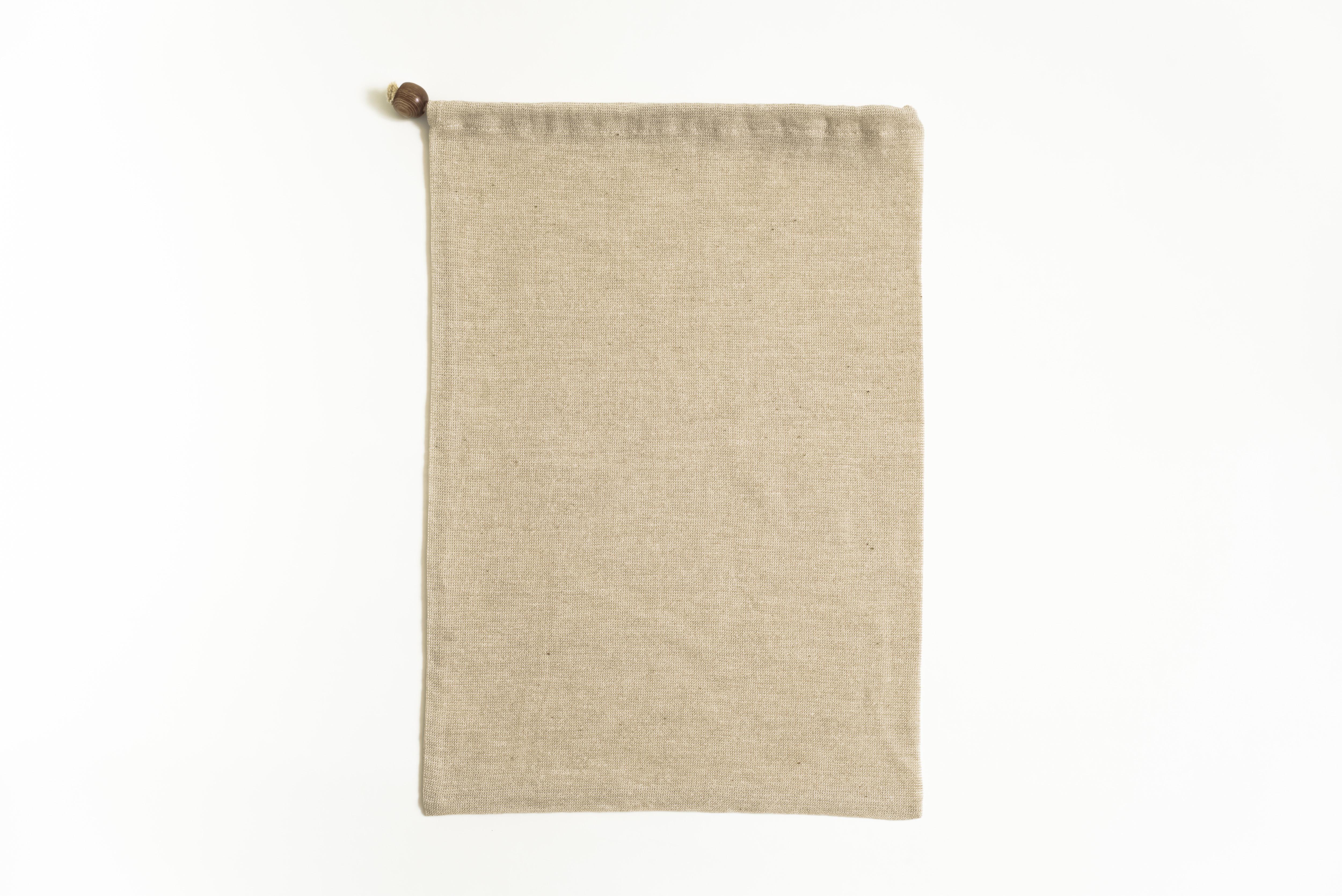 オーガニックコットン巾着セット