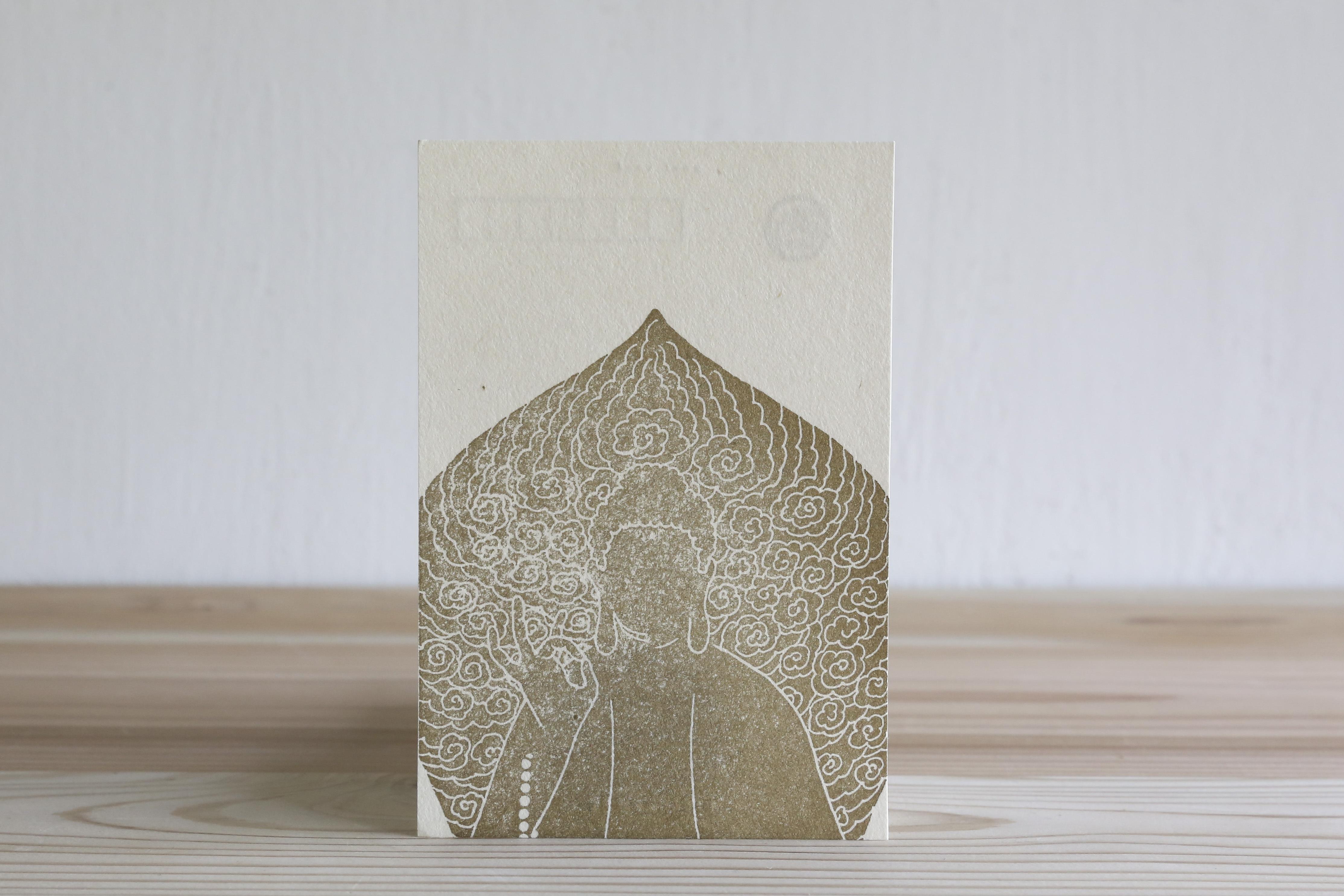 岐阜大仏|ポストカード