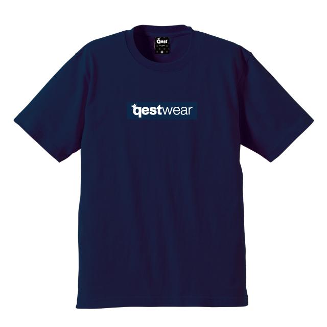 Box Logo Tshirt / Navy - 画像5