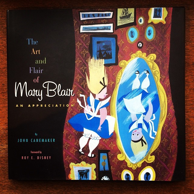 画集「The Art and Flair of Mary Blair」 - 画像1