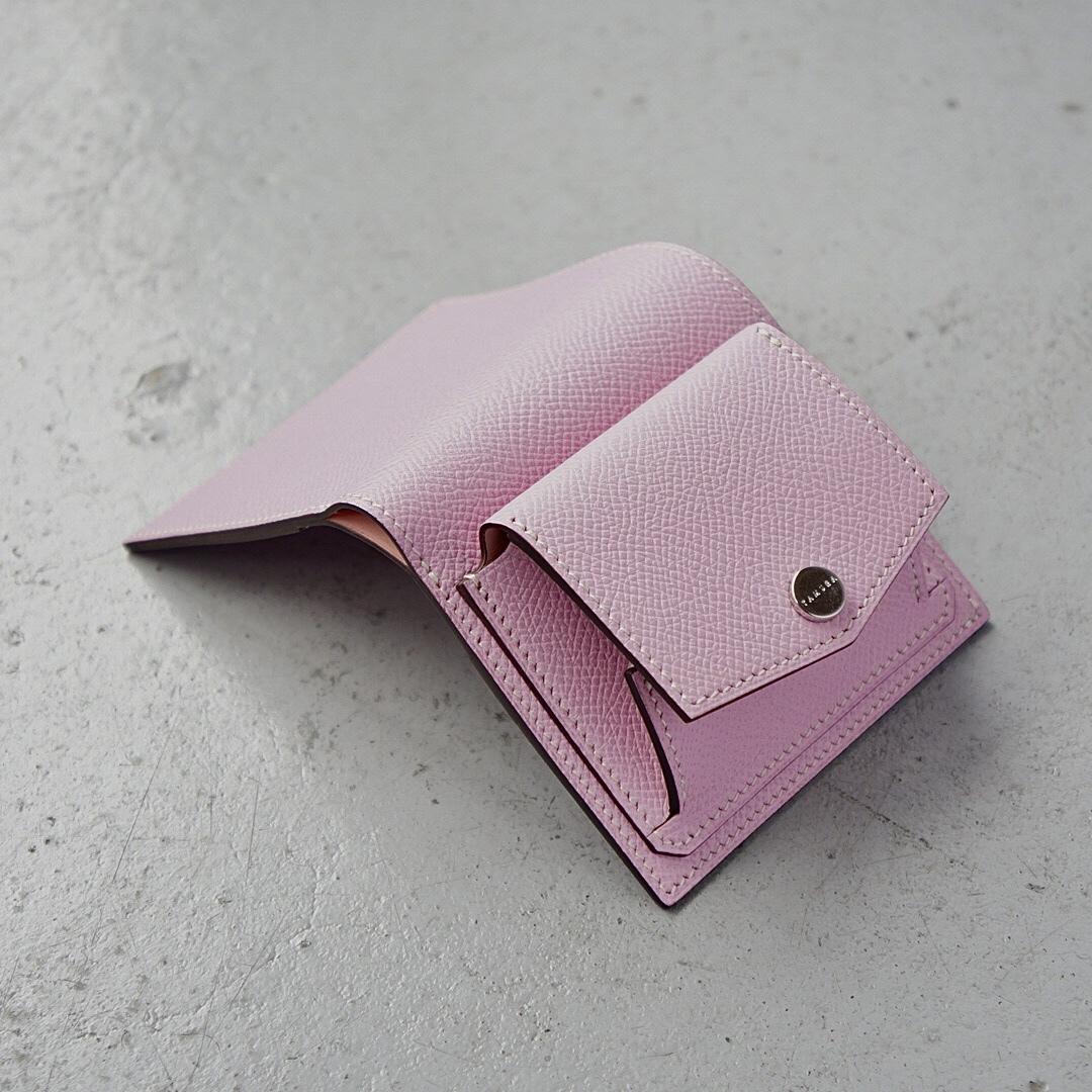 ミニ財布 <Shaula / S - type> さくら(モーヴシルベストル)