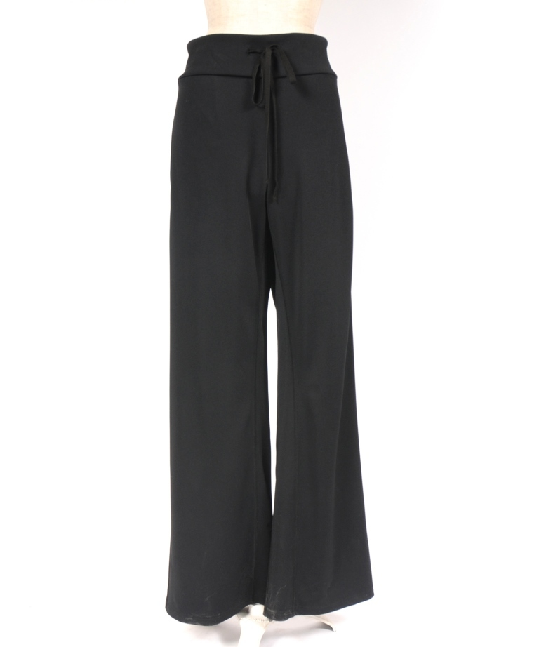 hs18SM-IR02 BASIC GAZETTE CROTCH PANTS