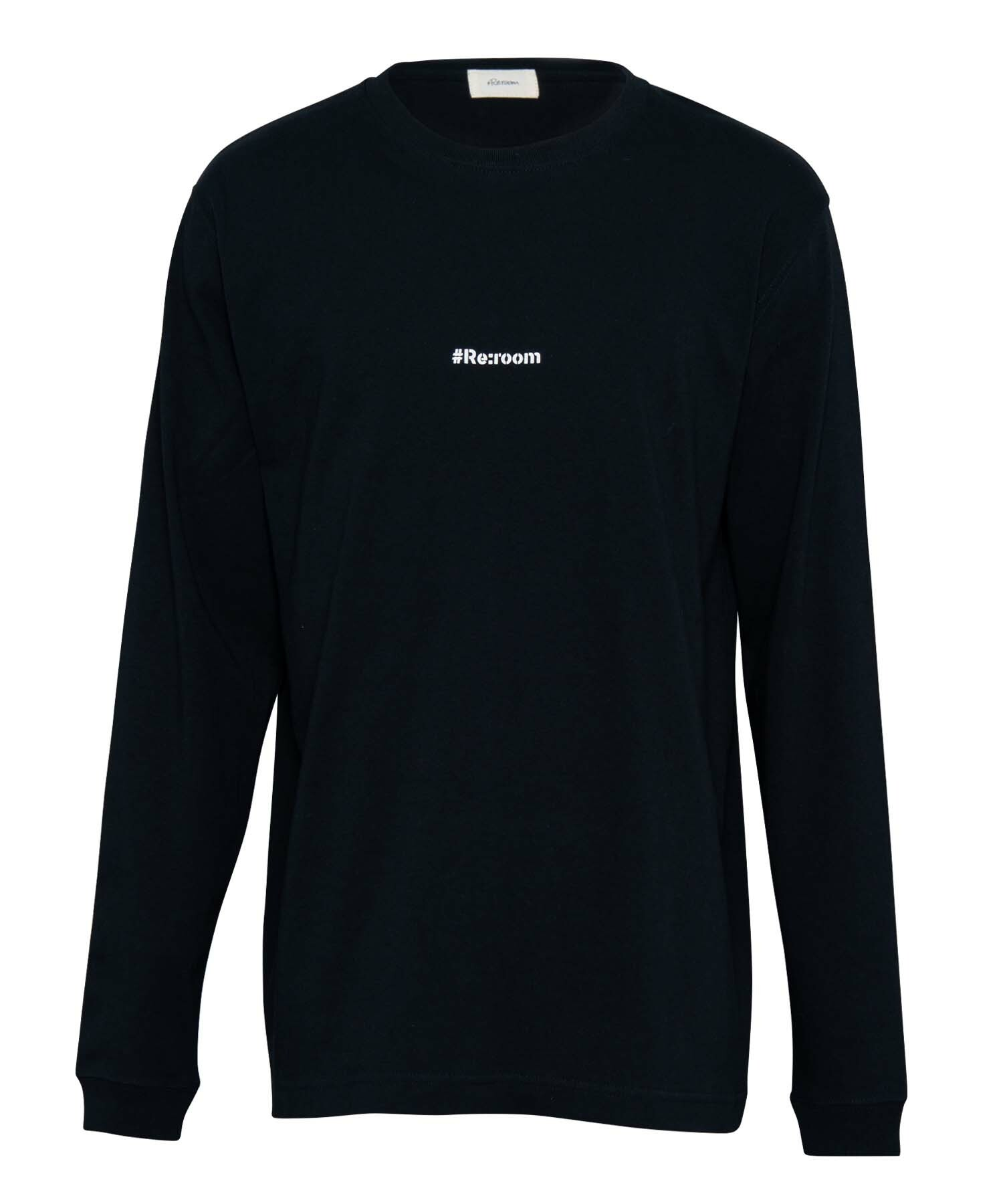 SMALL LOGO GRAPHIC FRAME LONG SLEEVE[REC328]
