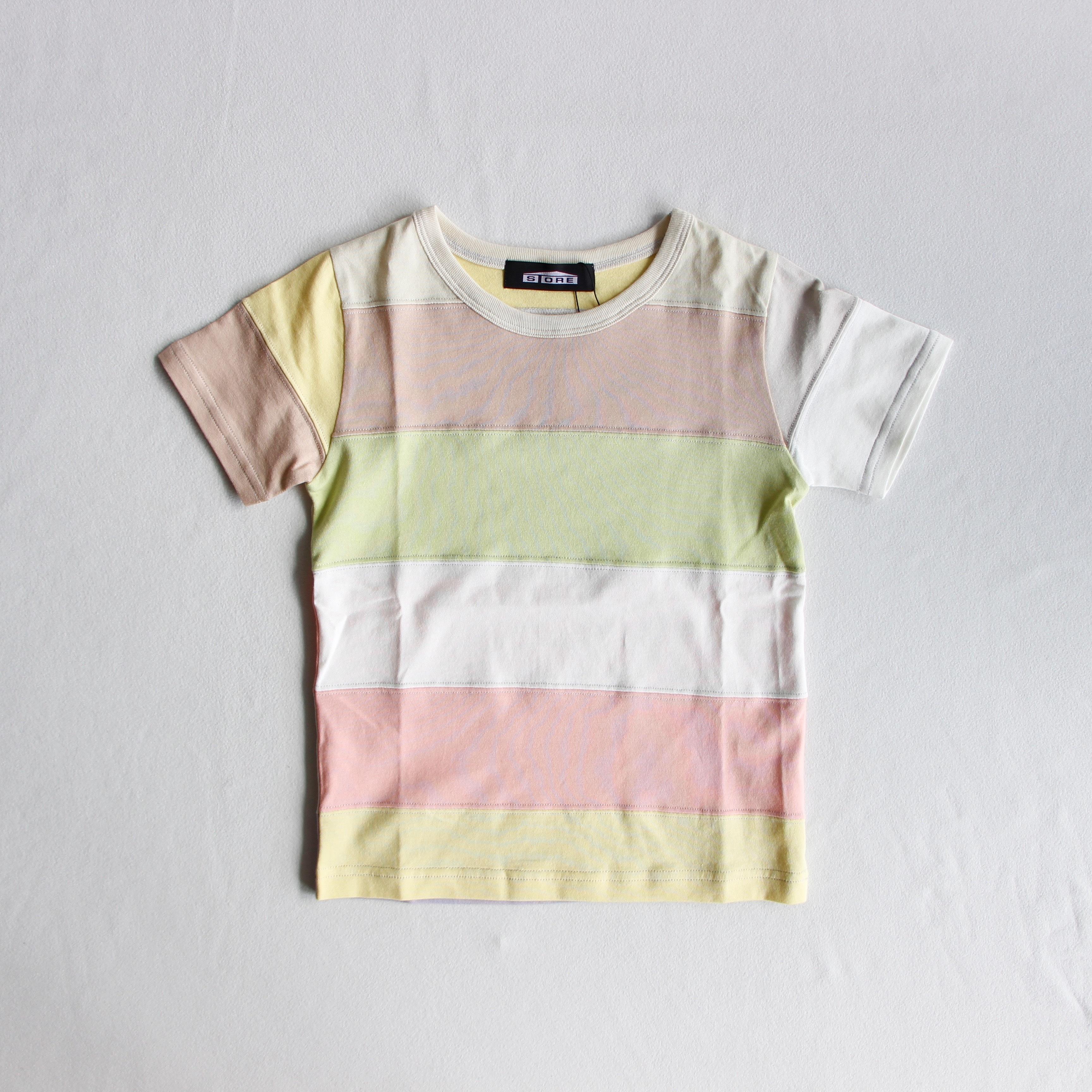 《STORE》ボーダーTシャツ / 120cm