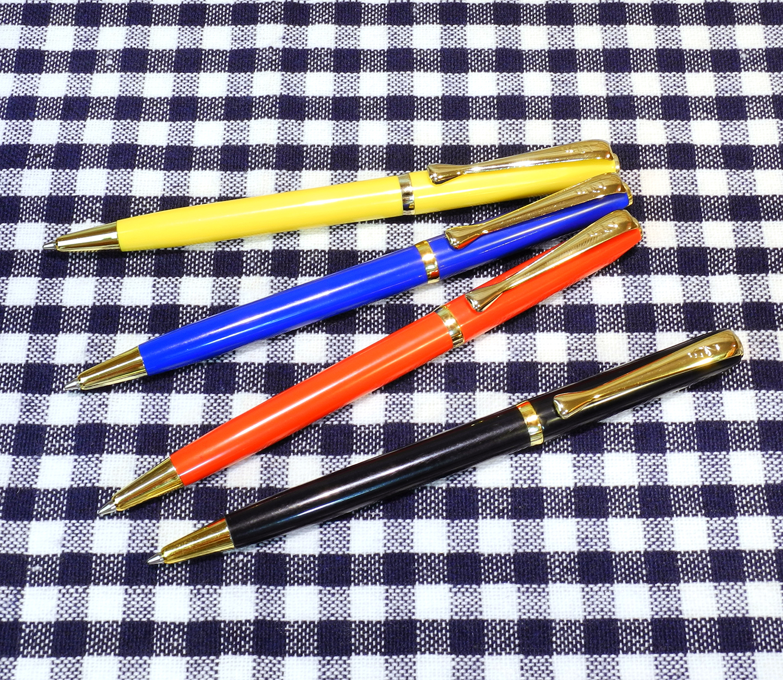 【Vintage品】 デッドストック イタリア ゴードン ボールペン