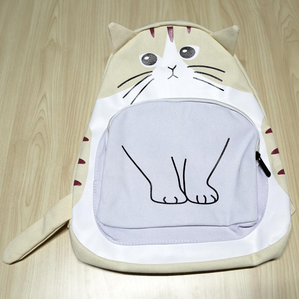 猫リュック(にゃんこリュック)トラ猫