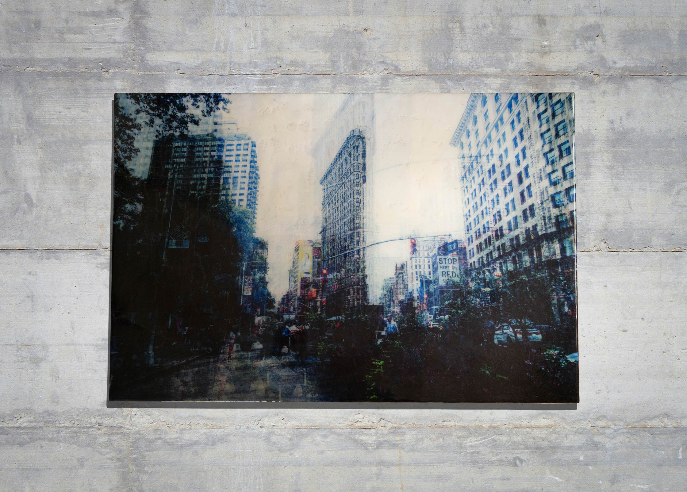 New York, Flatiron Building