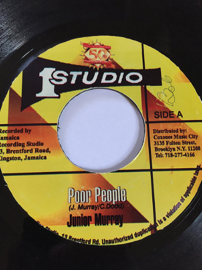 Junior Murray - Poor People【7'】