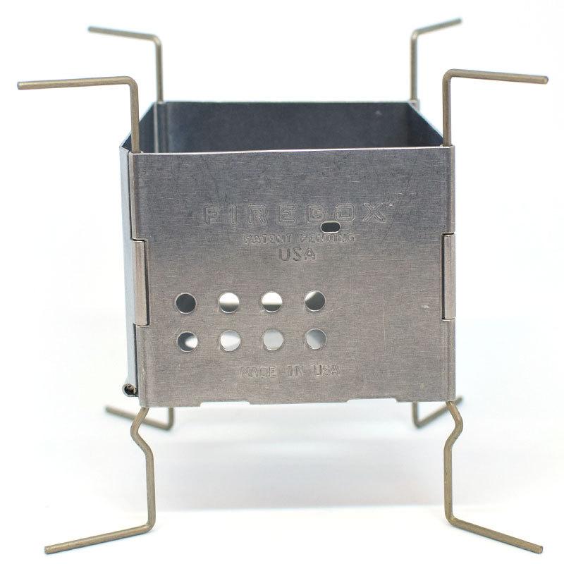 FIRE BOX(ファイヤーボックス)ナノステンレスストーブ