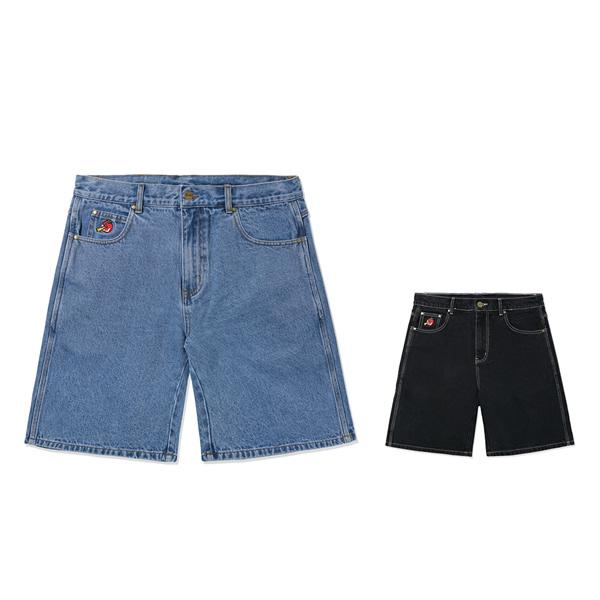 BUTTERGOODS Apple Denim Shorts