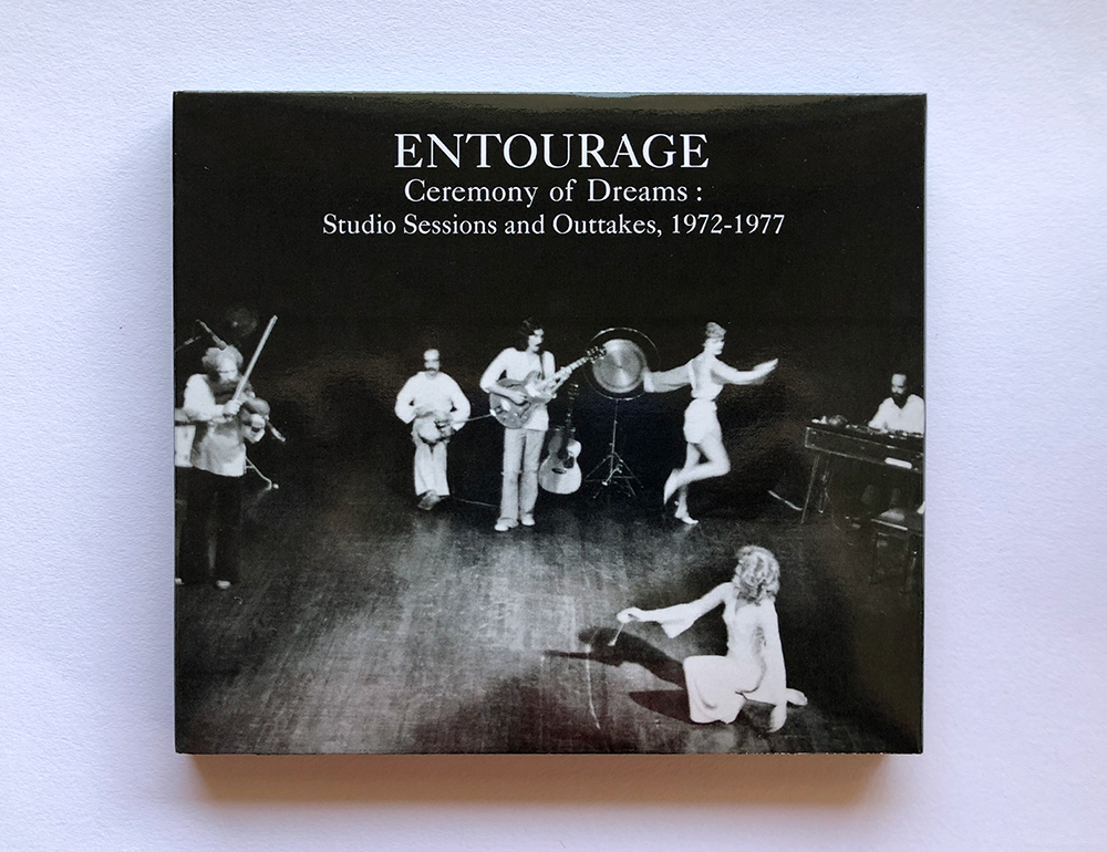 Entourage『Ceremony of Dreams』(Tompkins Square)