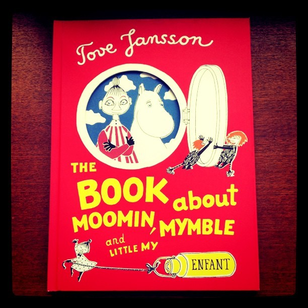 絵本「the book about moomin,mymble and little my/tove jansson」 - 画像1