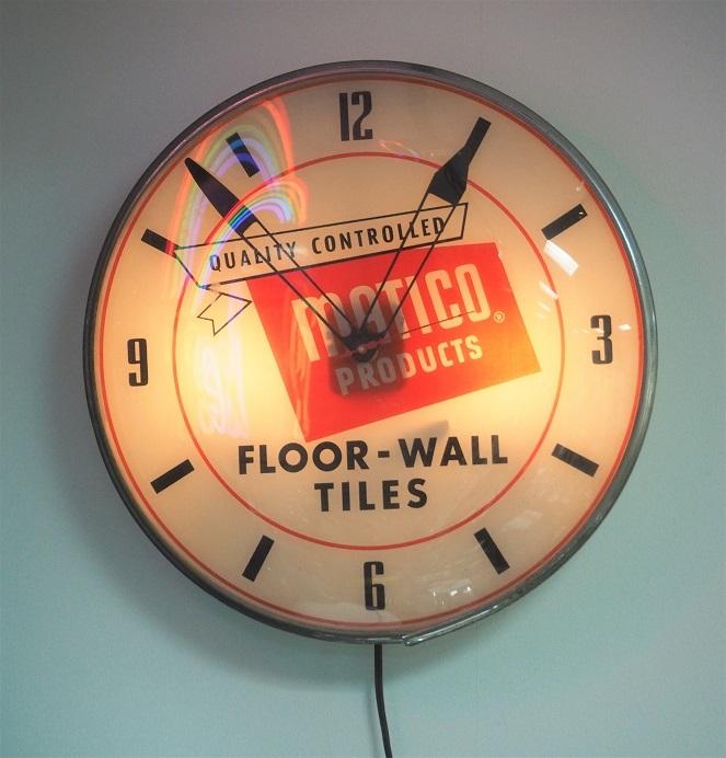品番0244 壁掛け時計 / Wall Clock