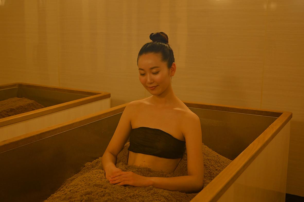 えん 発酵温熱木浴 梅田店・心斎橋店 共通ギフトバウチャー(体質改善木浴)