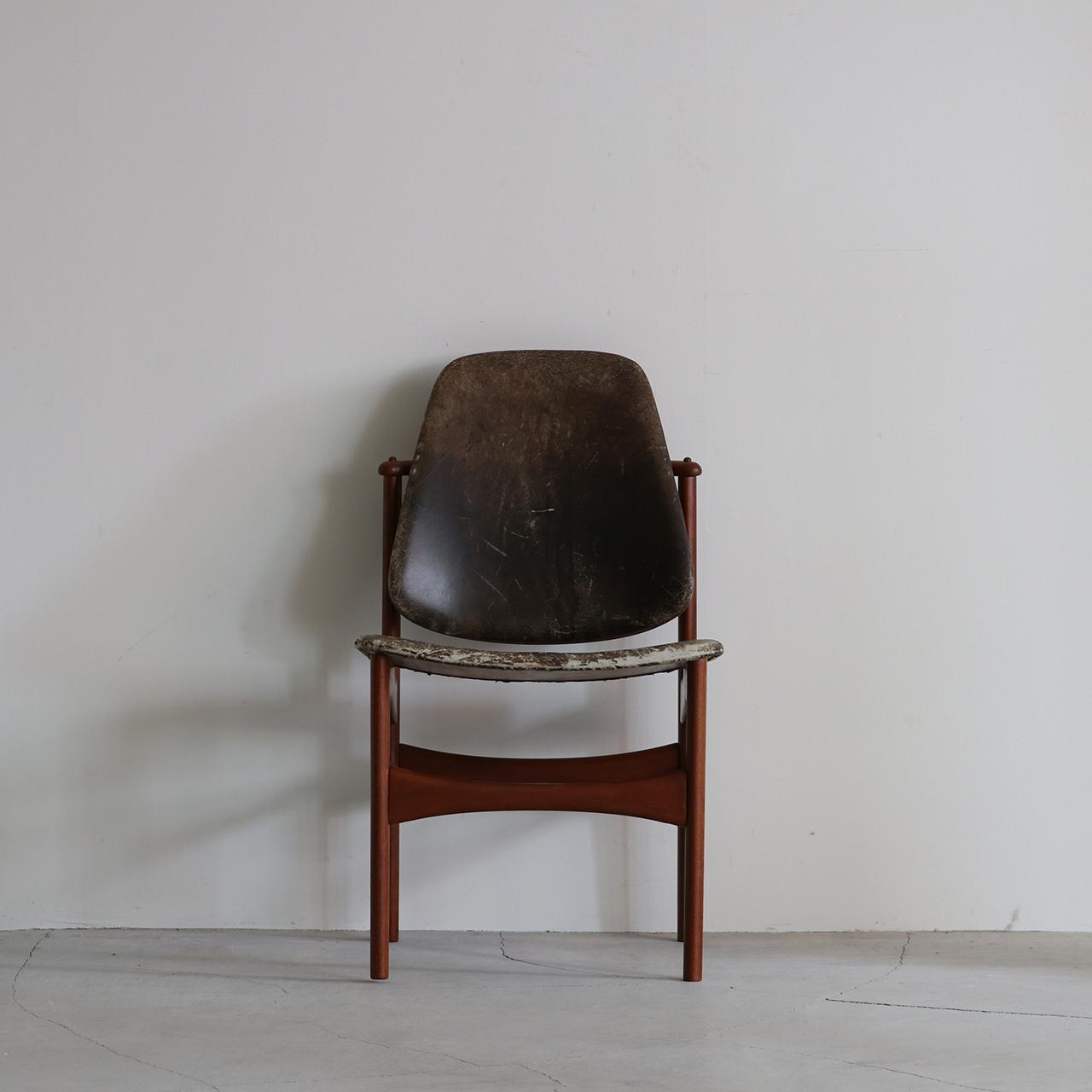 Dining chair /Onsild Møbelfabrik /Arne Hovmand-Olsen