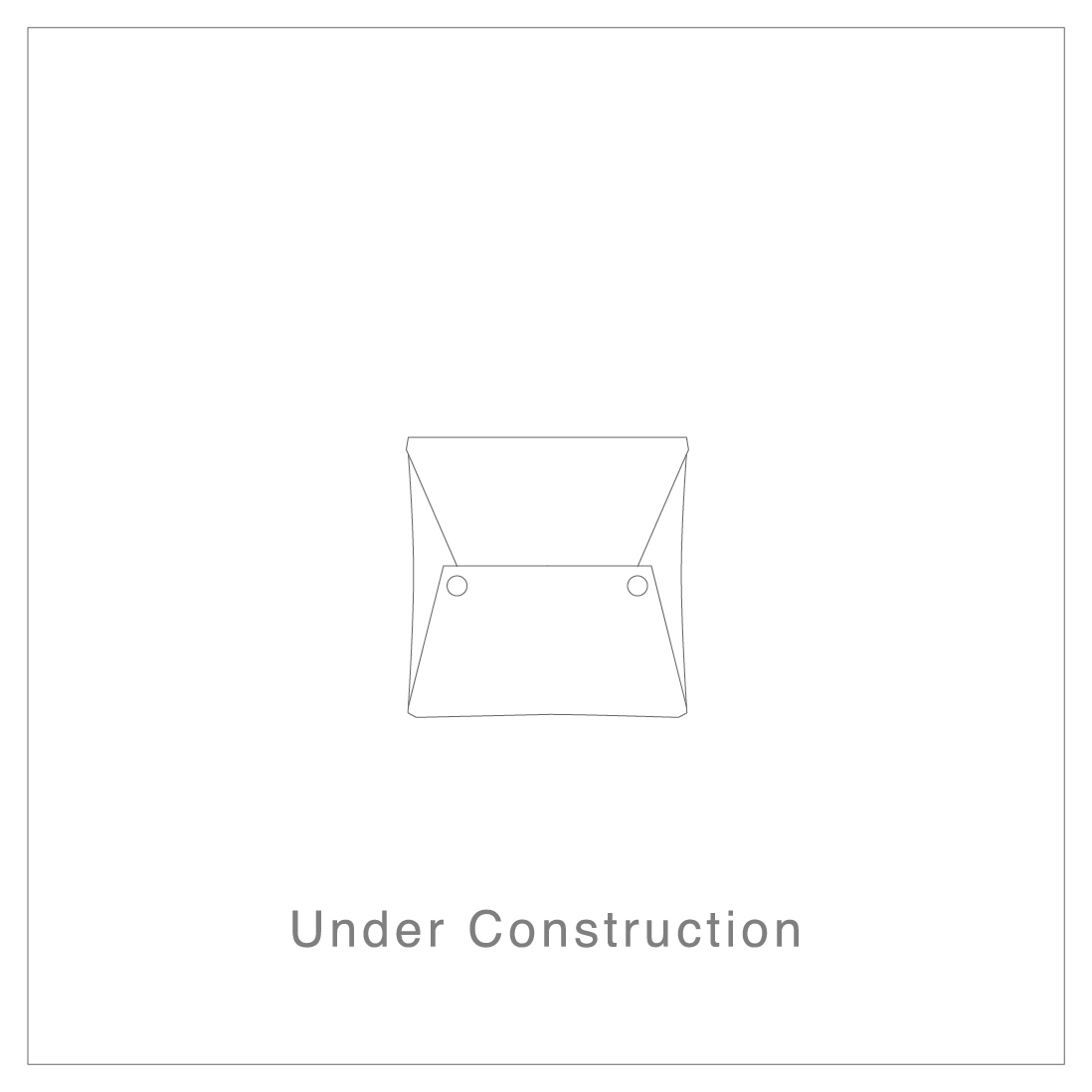 【LC03–CVWW】ラクリエ式コインケース / コードバンホワイトワックス