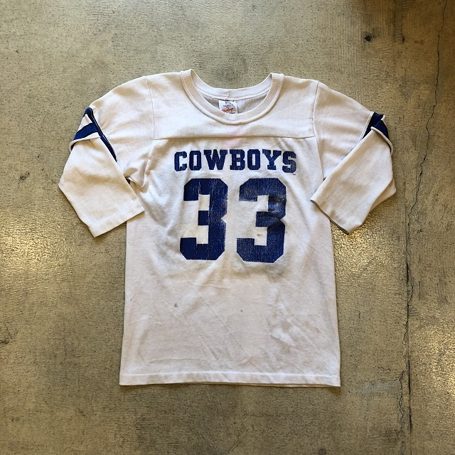 COWBOYS FOOTBALL SHIRT #TP-307