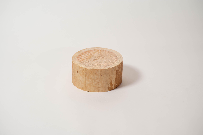 薪割り台 針葉樹10cm