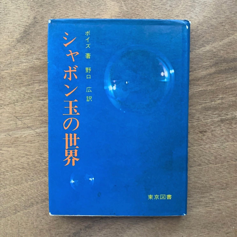 シャボン玉の世界 / ボイス (著) / 野口 広 (翻訳)