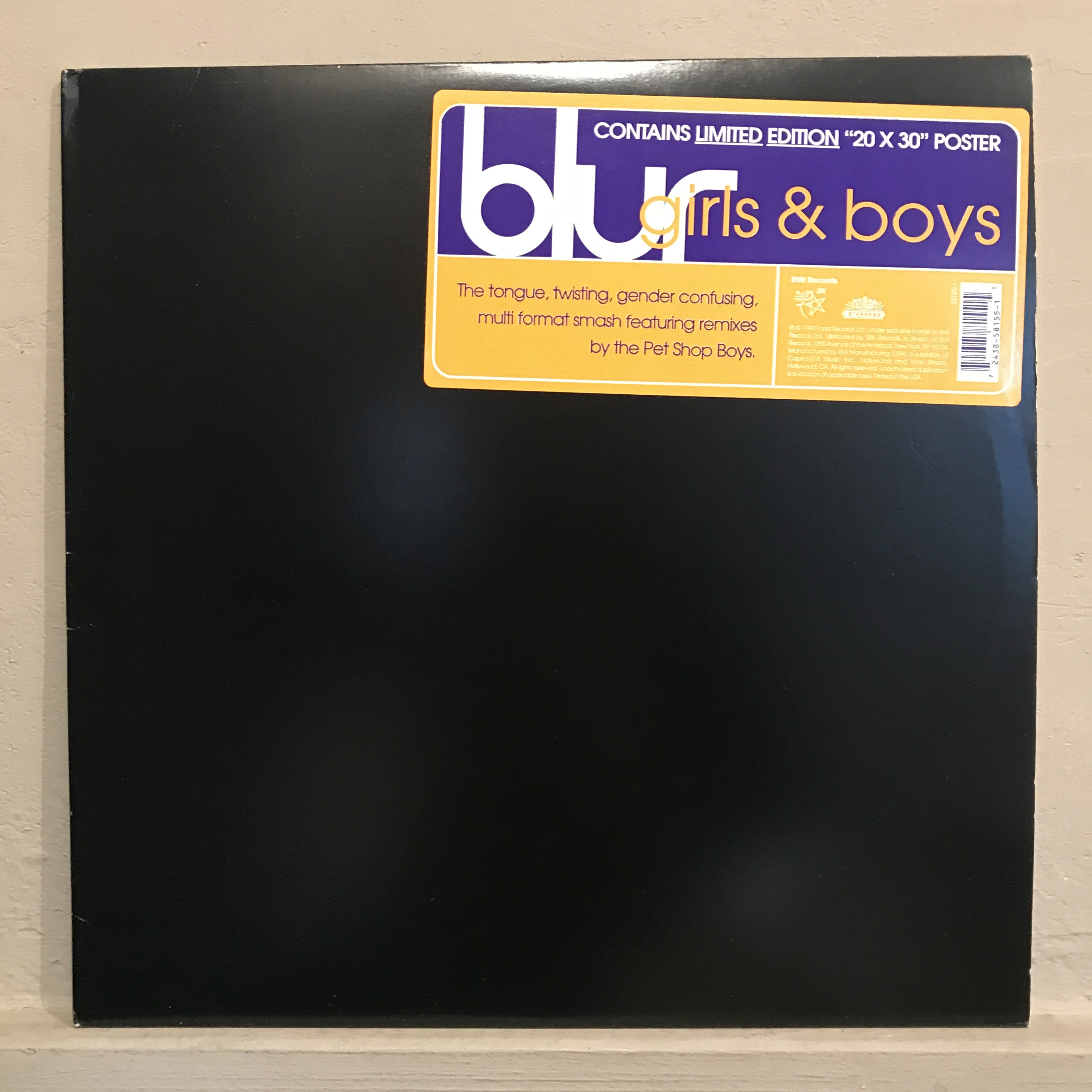 ●BLUR / GIRLS&BOYS
