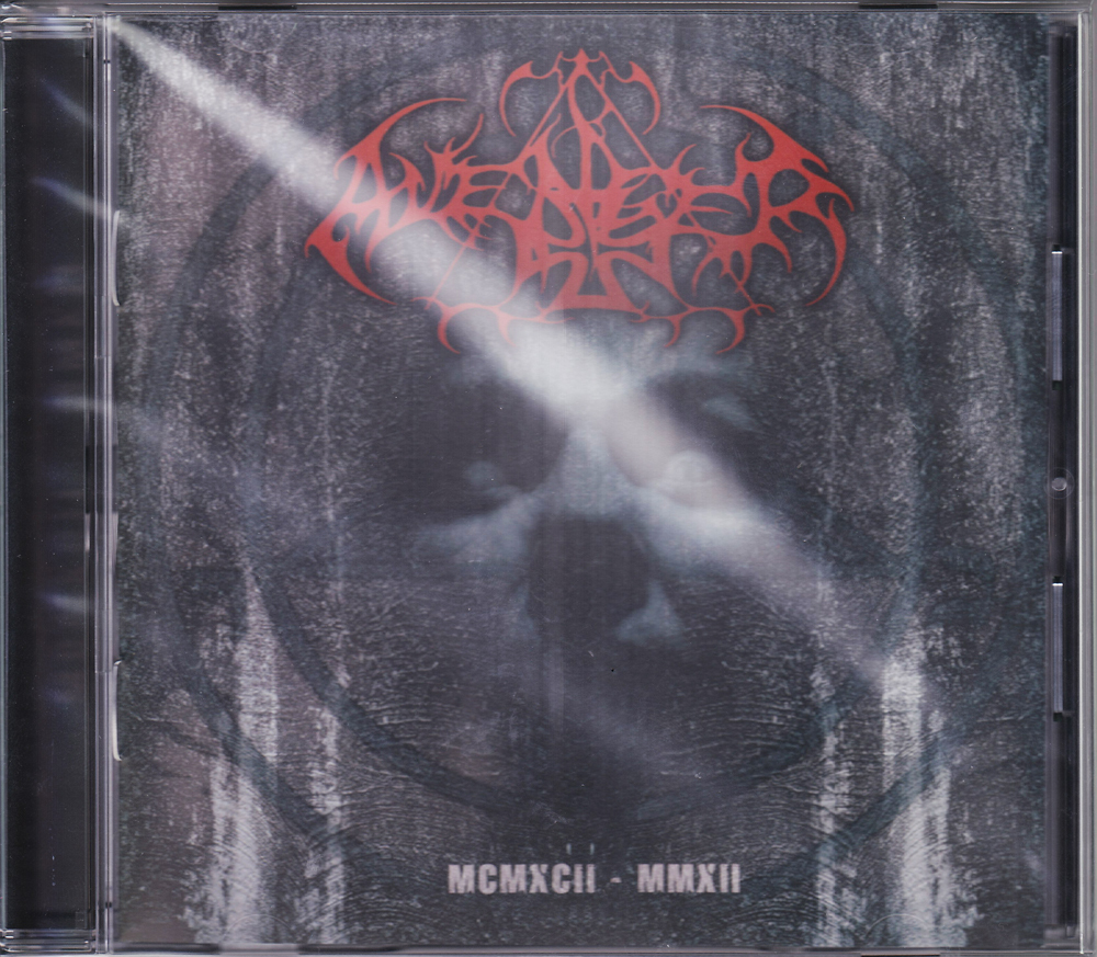 AVENGER (CZE) 『MCMXCII-MMXII』