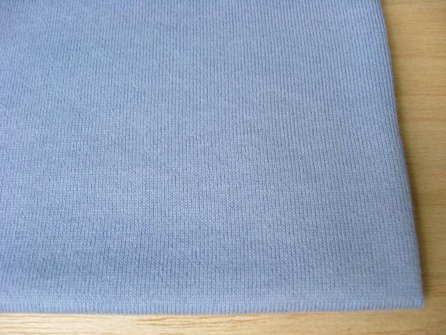 J&B定番 綿30双糸スーパー度詰天竺 ブルーベリー NTM-1826