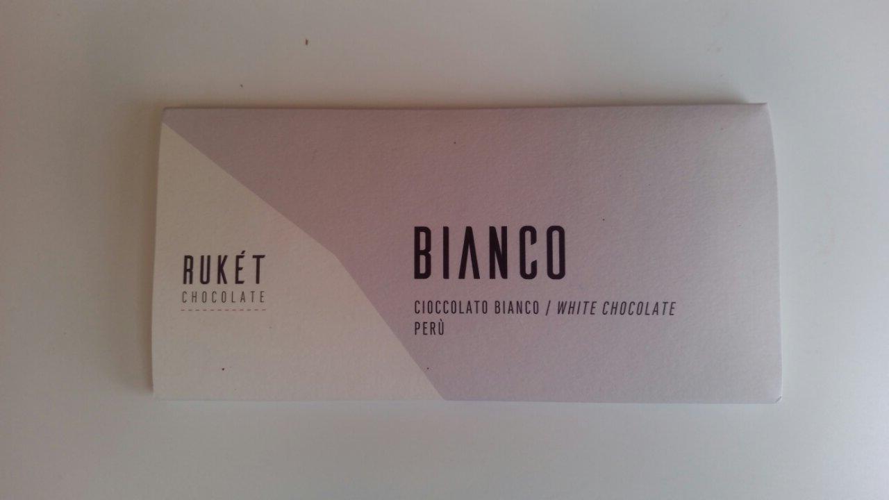 【RUKET/ルケット】 ホワイト ビアンコ