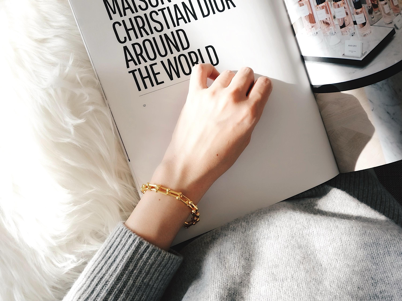 connect chain bracelet