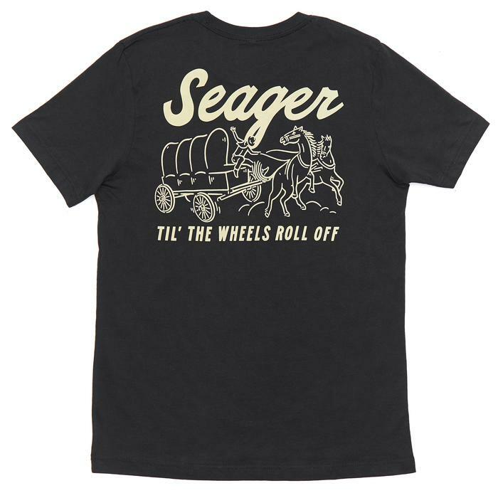 SEAGER #Buster Tee