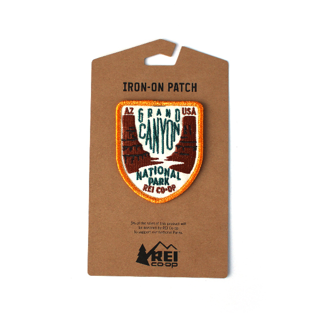 REI Patch / Grand Canyon