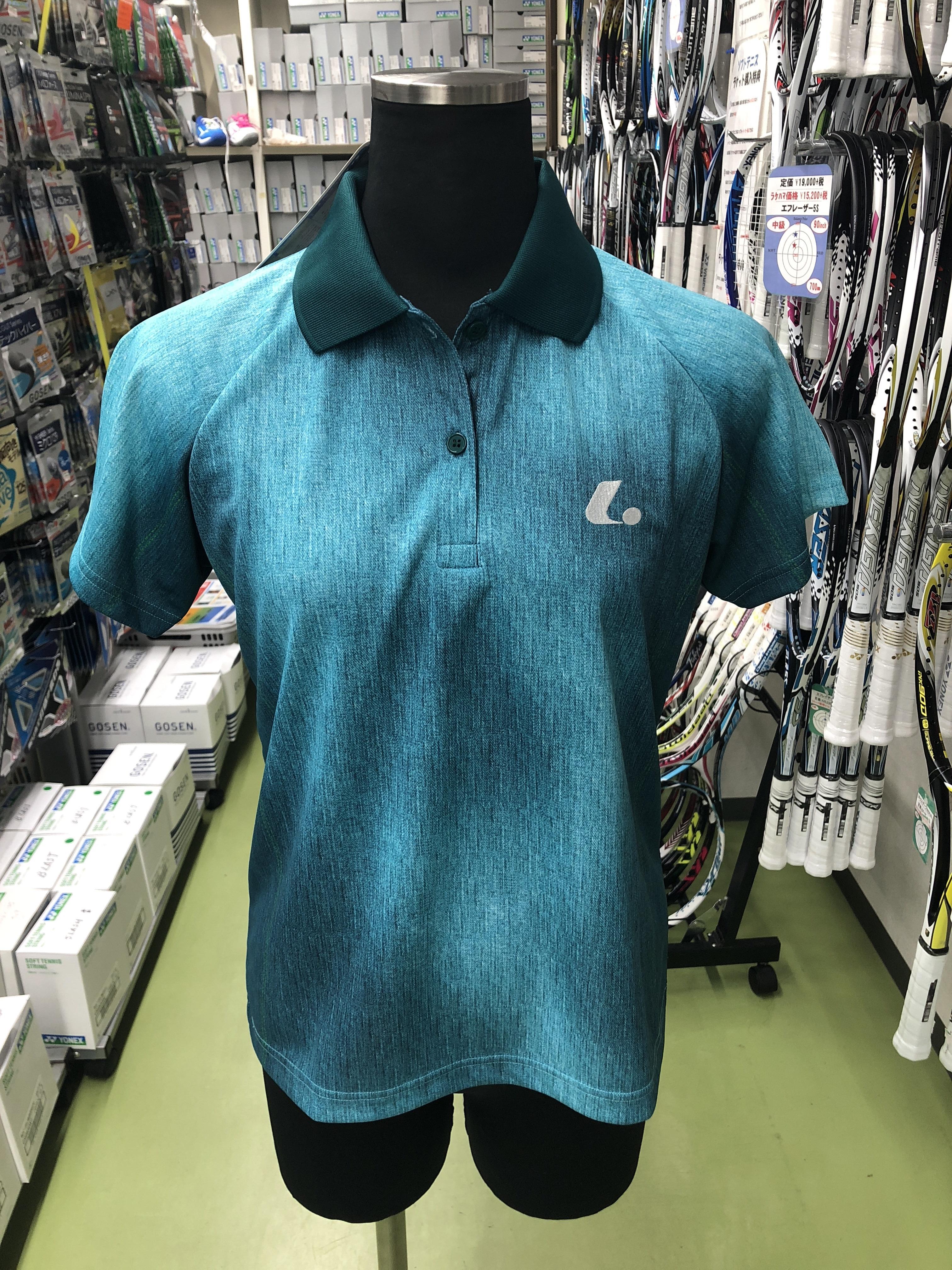 ルーセント レディースゲームシャツ XLP4745  - 画像1