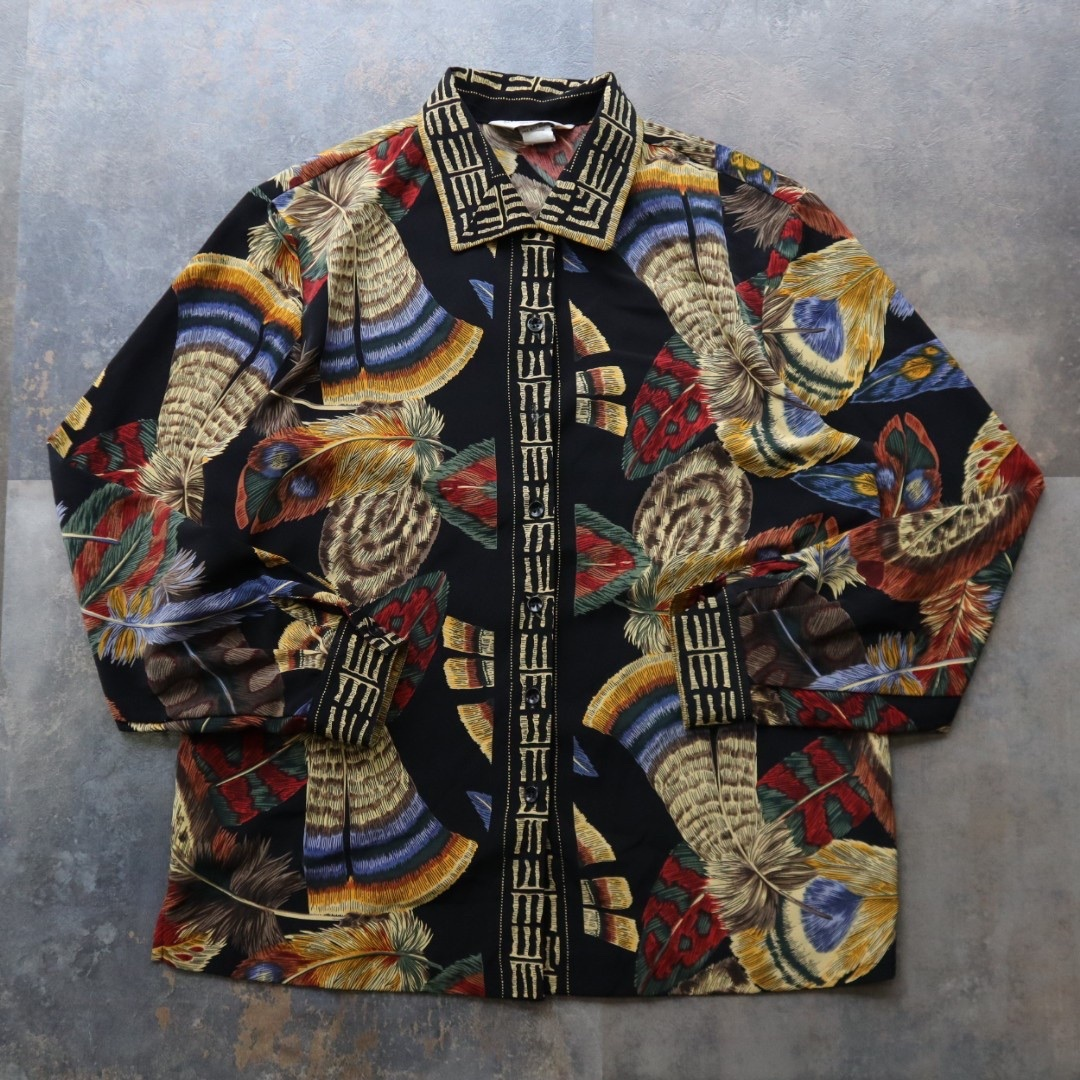 pattern all over classical shirt