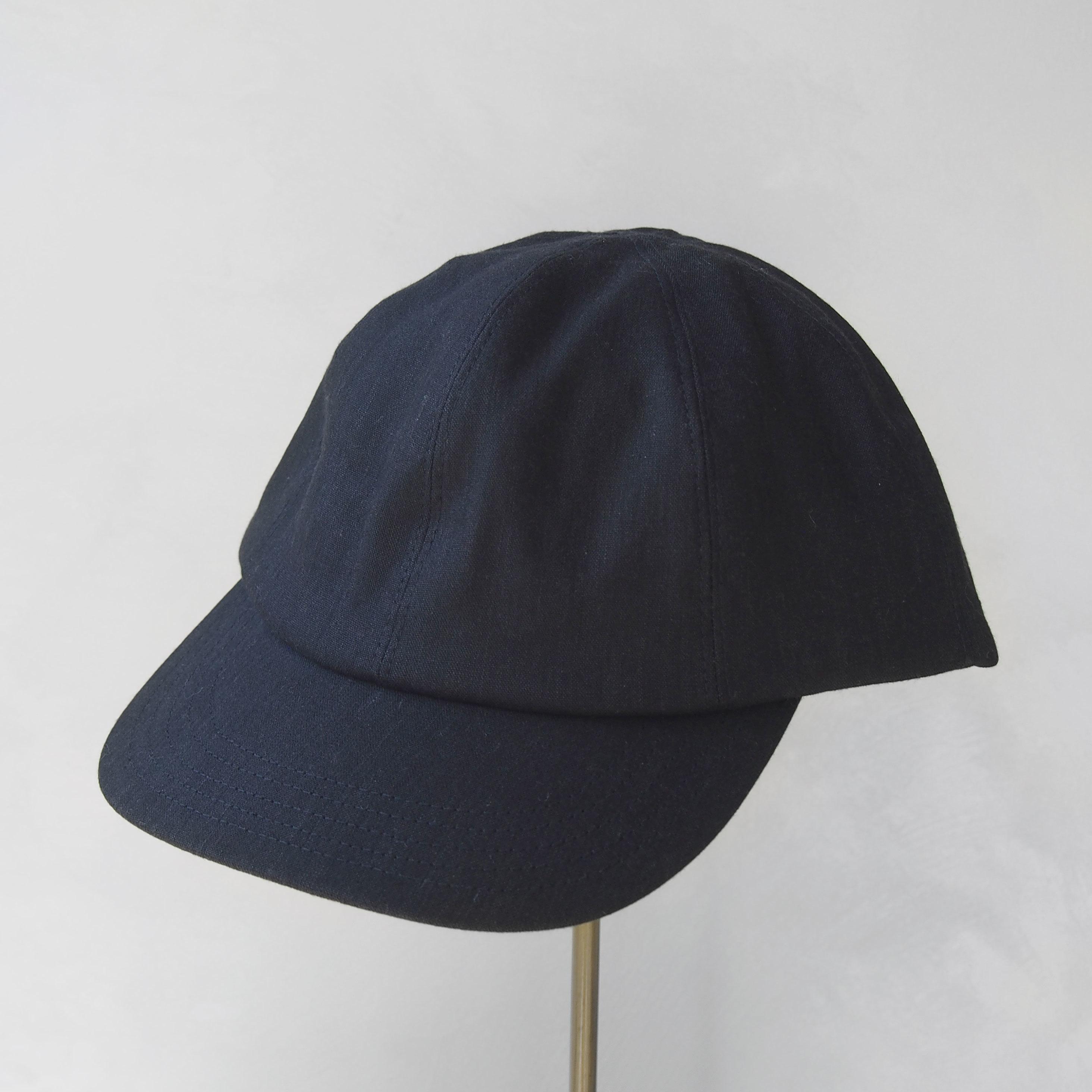 Nine Tailor Fig Cap BLACK